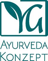 Ayurveda Konzept Logo